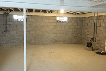 Basement - Stow, OH - Premier Wall Anchor & Waterproofing